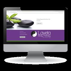 Laveta Body Therapy Website
