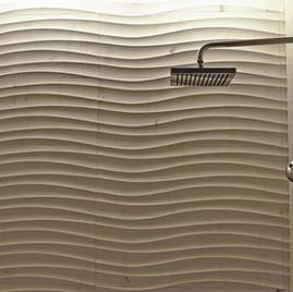 3D Stone Wall Art- Ripples