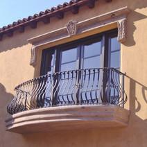 Juliet Balcony Detail