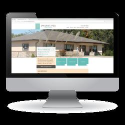 Prairieland Eye Clinic Website