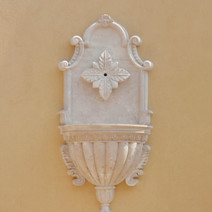 Old World Wall Sconce - Fountain