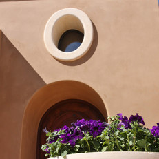Transitional Oval Window Surround