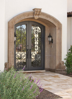 1-Tuscan-Entryway-Surround-in-Tobacco-Cantera-Stone