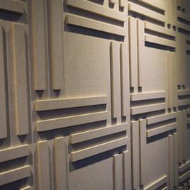 3D Stone Wall Art- Quados