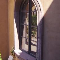 Double Radius Window Surround