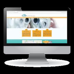 Family Eye Care Rock Valley Website