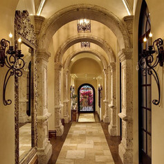 Old World Columns & Archways
