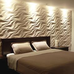 3D Stone Wall Art- Desert