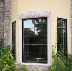 Stone Window Surround
