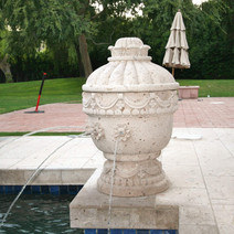 Old World Urn Water Feature