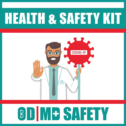 Health & Safety Kit