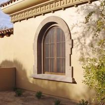 Arched Window Surround Trim