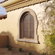 Arched Window Surround Trim