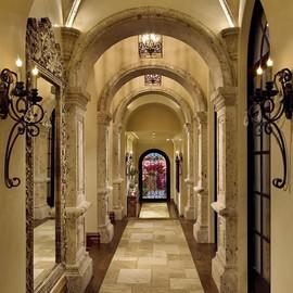 Groin Vault Hallway
