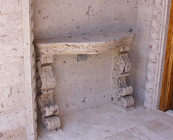 8-Old-World-Niche-Table-at-Covered-Entry-in-Stone