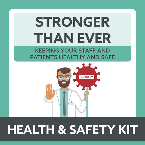 Optical Health & Safety Kit