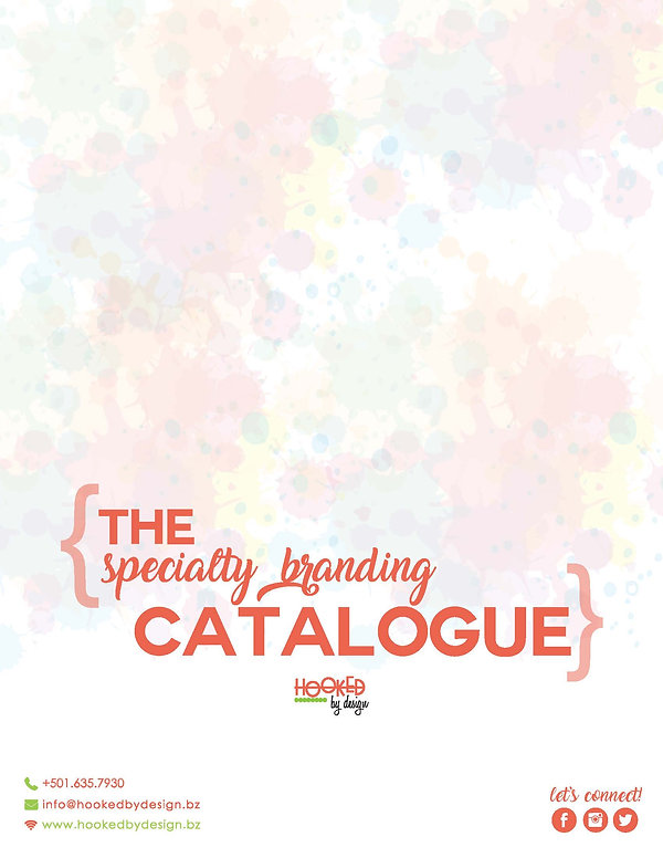 specialty branding catalogue