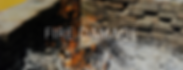 fire damage banner