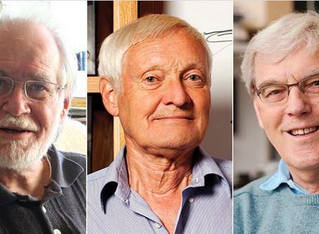 2017 - ci il Kimya üzrə Nobel mükafatının sahibləri.