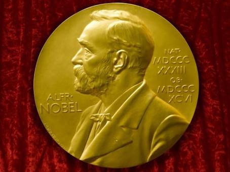 Kimya üzrə Nobel mükafatı. İlk laureat.
