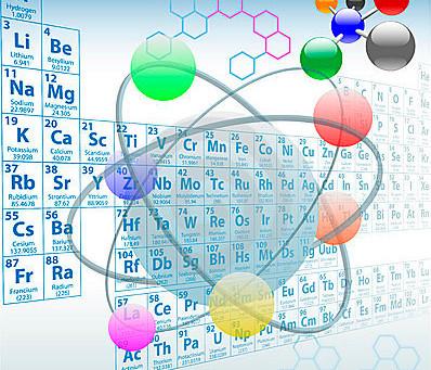 Coğrafi adlarla adlandırılmış kimyəvi elementlər.