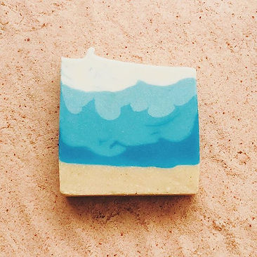 ✨Ocean Breeze Wedding Soap✨_._._Did some