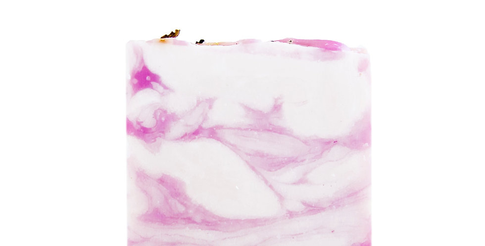 Marbled Rose Body Soap