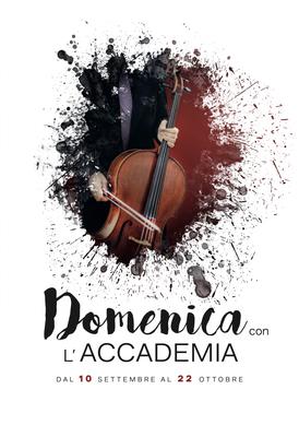 """""""Accademia Bizzantina""""  Poster artwork"""