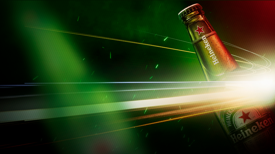 """""""We Are Heineken 2019""""  Visual proposal for convention"""