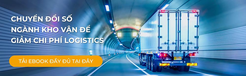 Chuyển đổi số ngành kho vận để giảm chi phí logistics