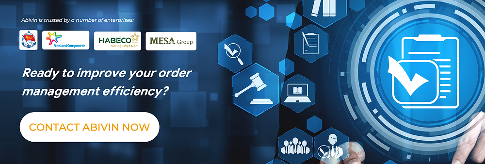 ready to improve your order management efficiency