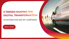5 Trends Shaping Digital Transformation in Distribution And 3PL Companies