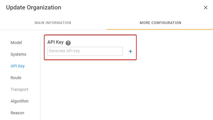 Khoá API