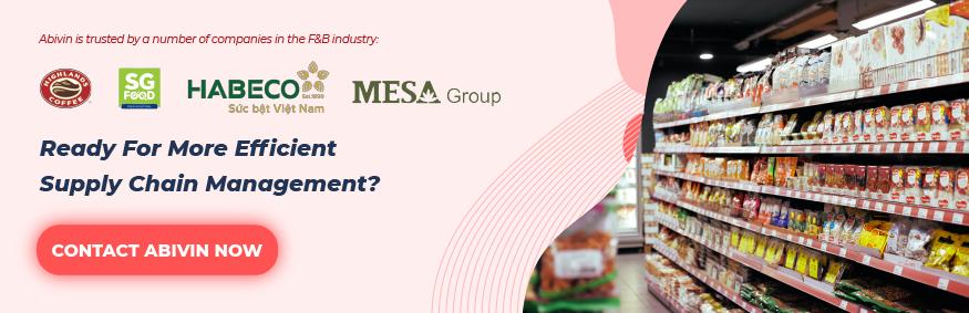efficient supply chain management