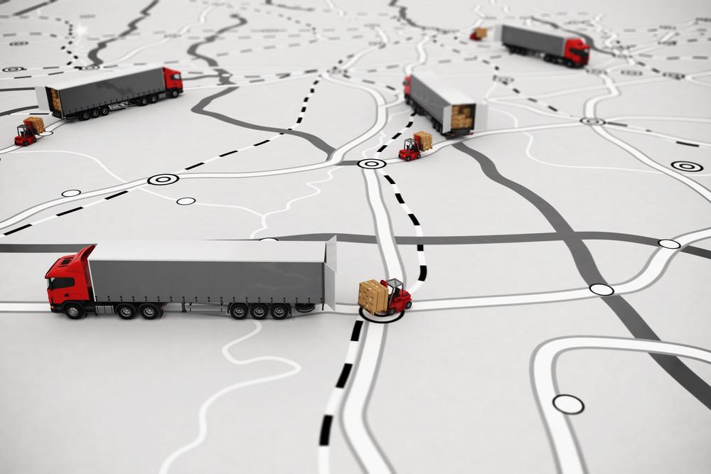 Mô hình Trung tâm Phân phối (Distribution Center Model)