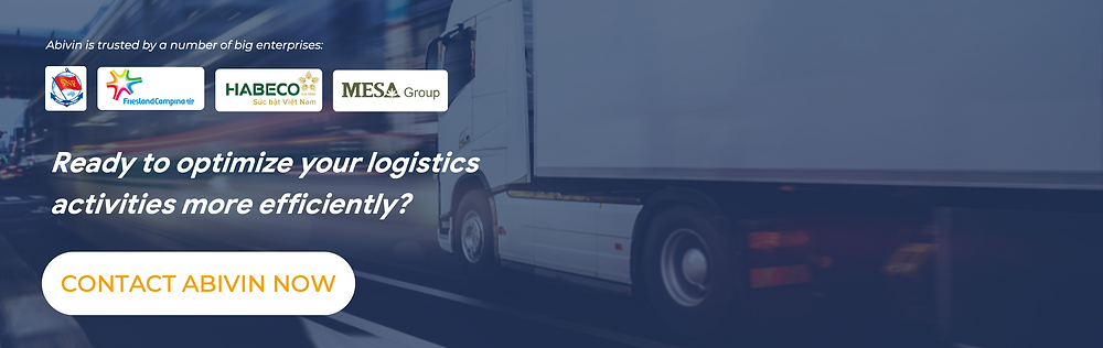 ready to optimize your logistics activities more efficiently