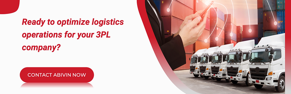optimize logistics operations for 3pl companies