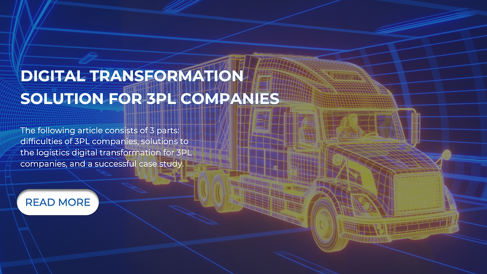 digital transformation for 3pl companies