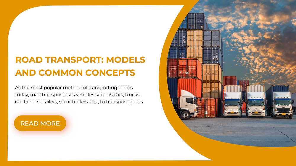 road transport: models and common concepts