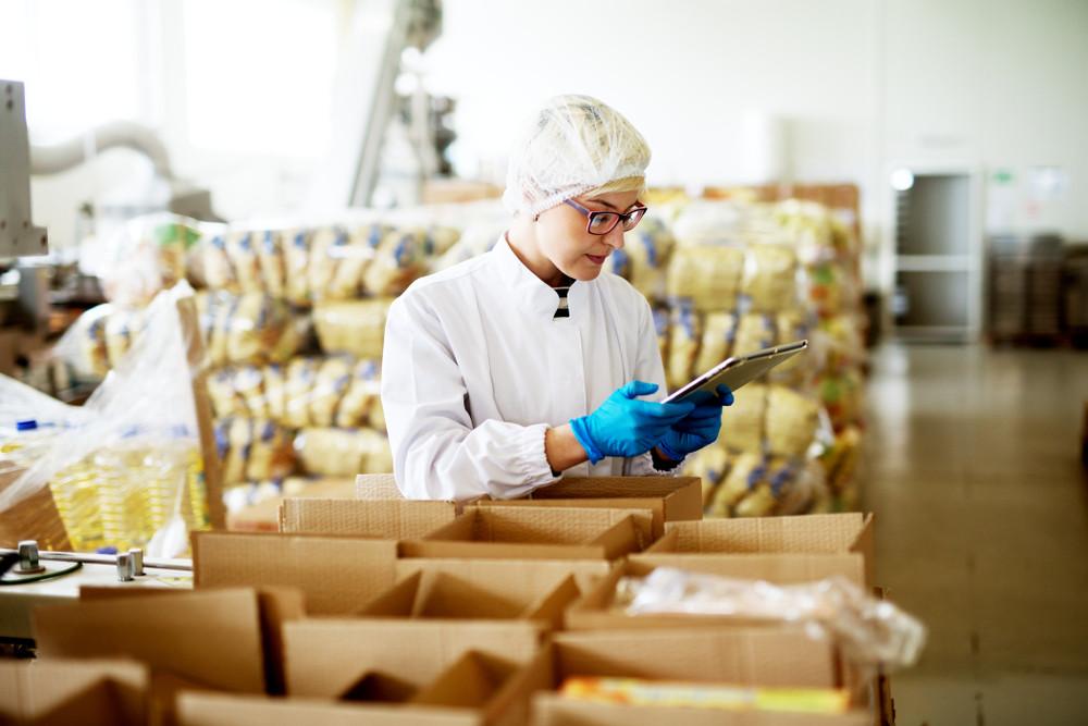 Lập kế hoạch sản xuất theo nhu cầu trong chuỗi cung ứng thực phẩm