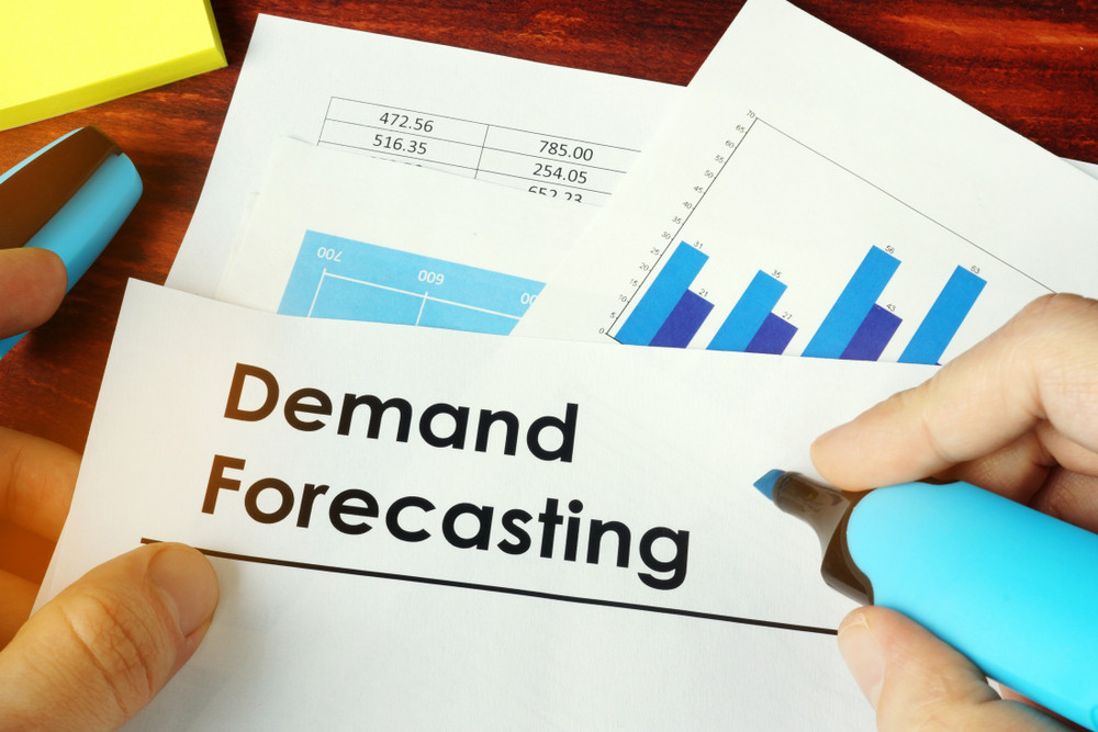 Demand forecasting in the F&B industry
