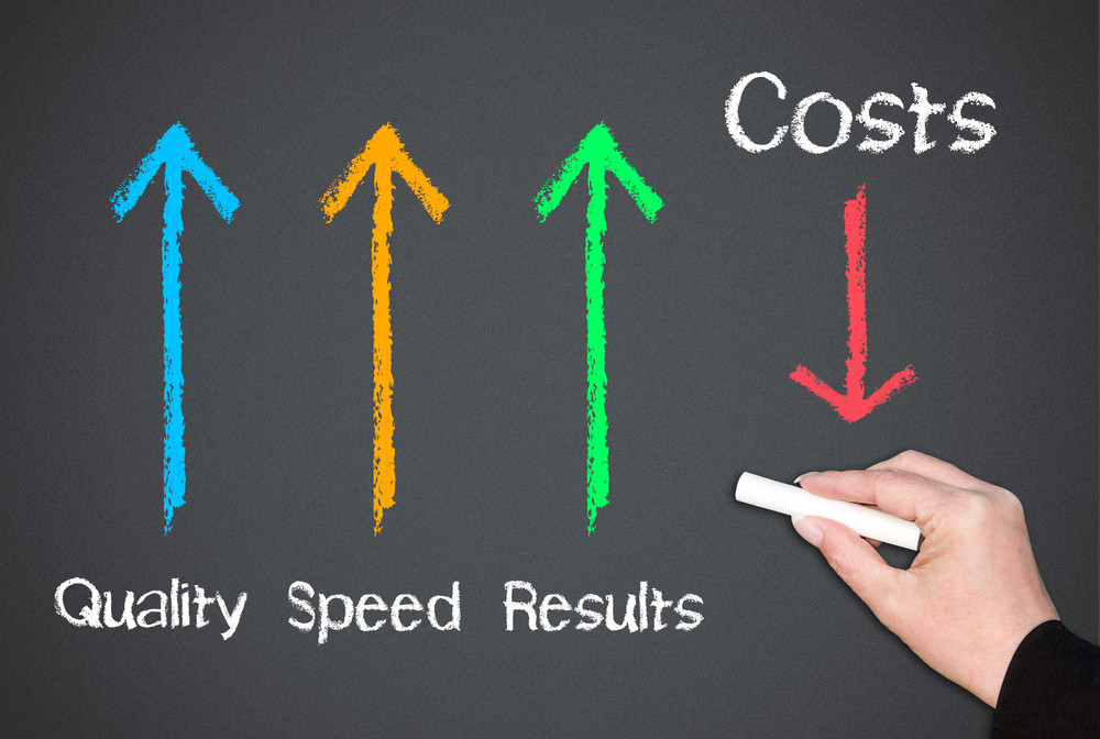 Outsourcing saves on software development costs