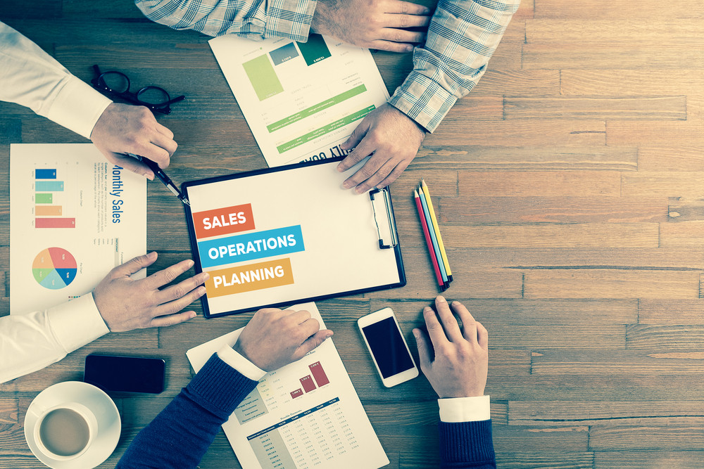 Lập kế hoạch Bán hàng và Kinh doanh (S&OP)