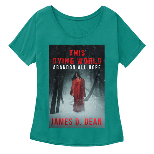 This Dying World II Women's Slouch Tee