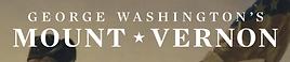 George Washington's Mount Vernon logo