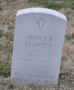 Jim Elliott Tombstone Image