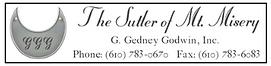 G Gedney Godwin logo