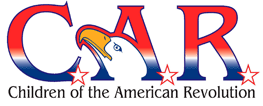 Children of the American Revolution logo