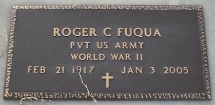 Roger Fuqua Memorial Image