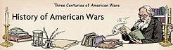History of American Wars logo